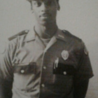 Police Officer, Norman W. Allen.